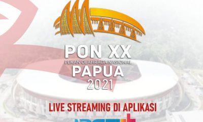 streaming pon papua 2021